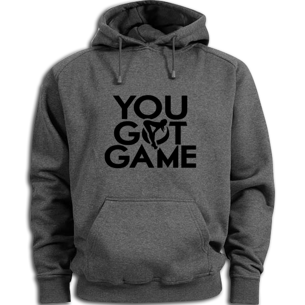 Heart Attack You Got Game Hoodie ( Multiple Colors )