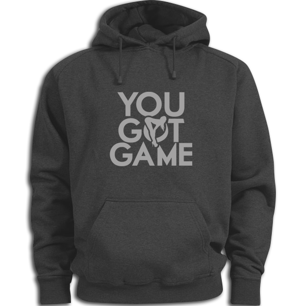 Heart Attack You Got Game Hoodie