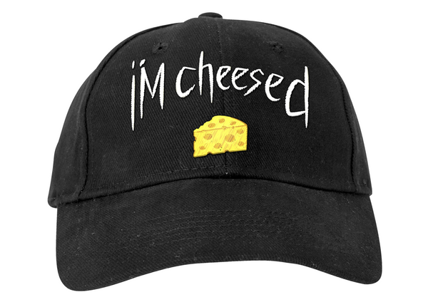 Alboe I'M Cheesed Dad Cap