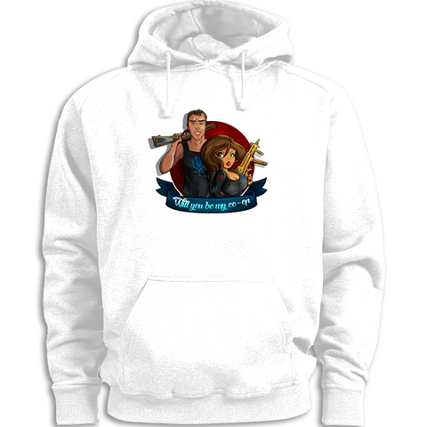 Heart Attack and Youtubeable Duo  Hoodie