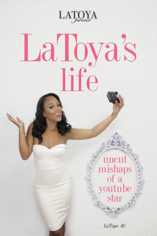 LATOYAS NEW BOOK (AMAZON LINK)