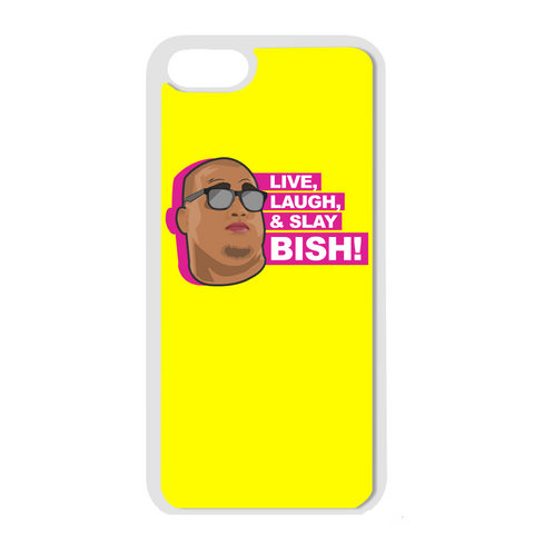 "Dante D'Angelo ""Live, Laugh, & Slay Bish!"" Phone Case"