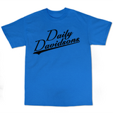 "Daily Davidsons ""Daily Davidson"" T-Shirts (Multiple Colors)"