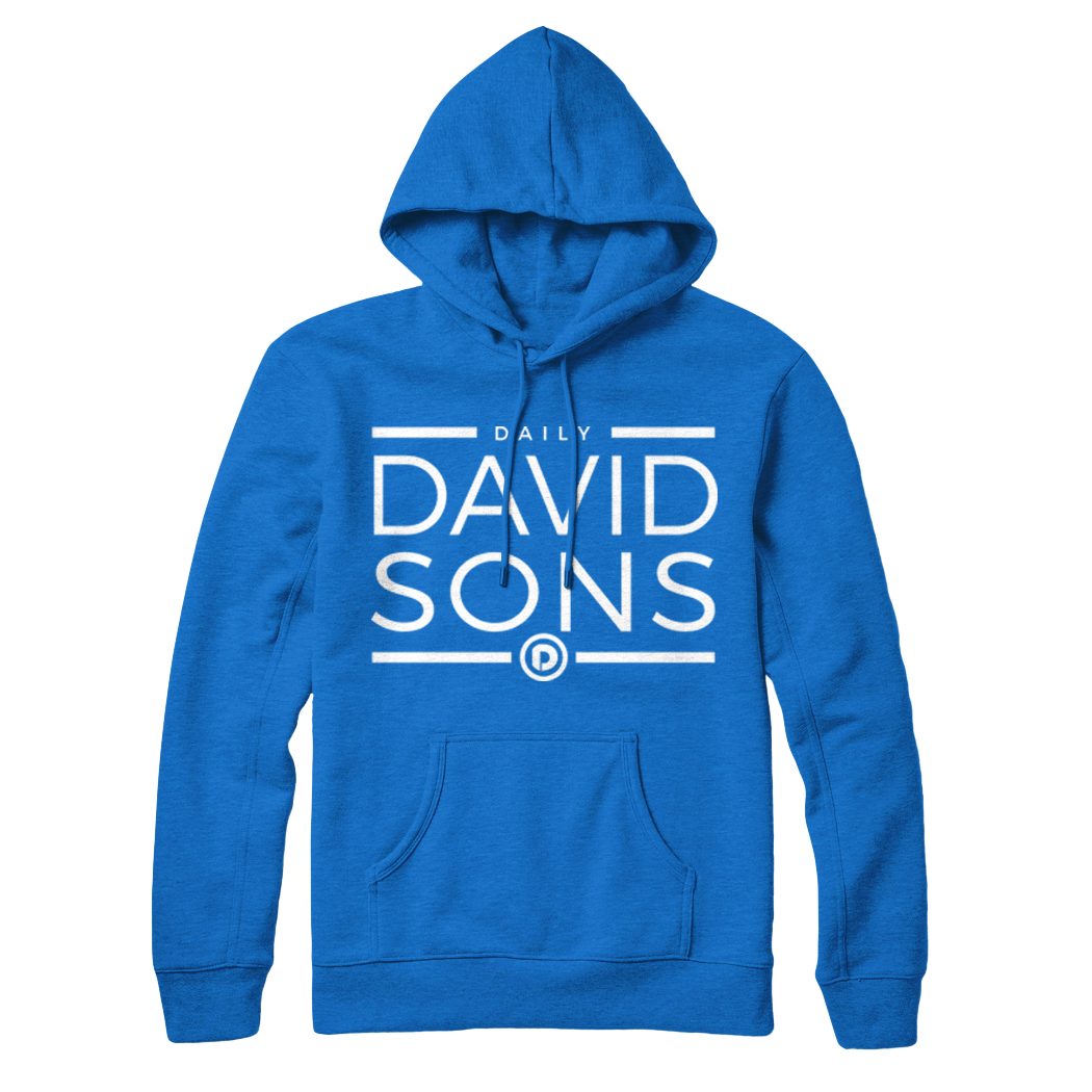 Daily Davidsons Stamp Hoodie (Multiple Colors)