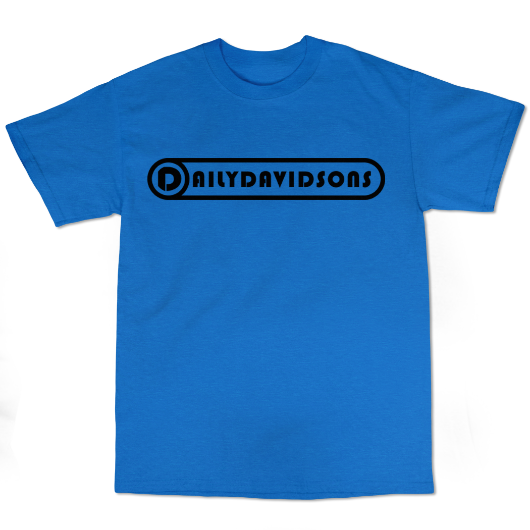 "Daily Davidsons ""New Era"" T-Shirts (Multiple Colors)"