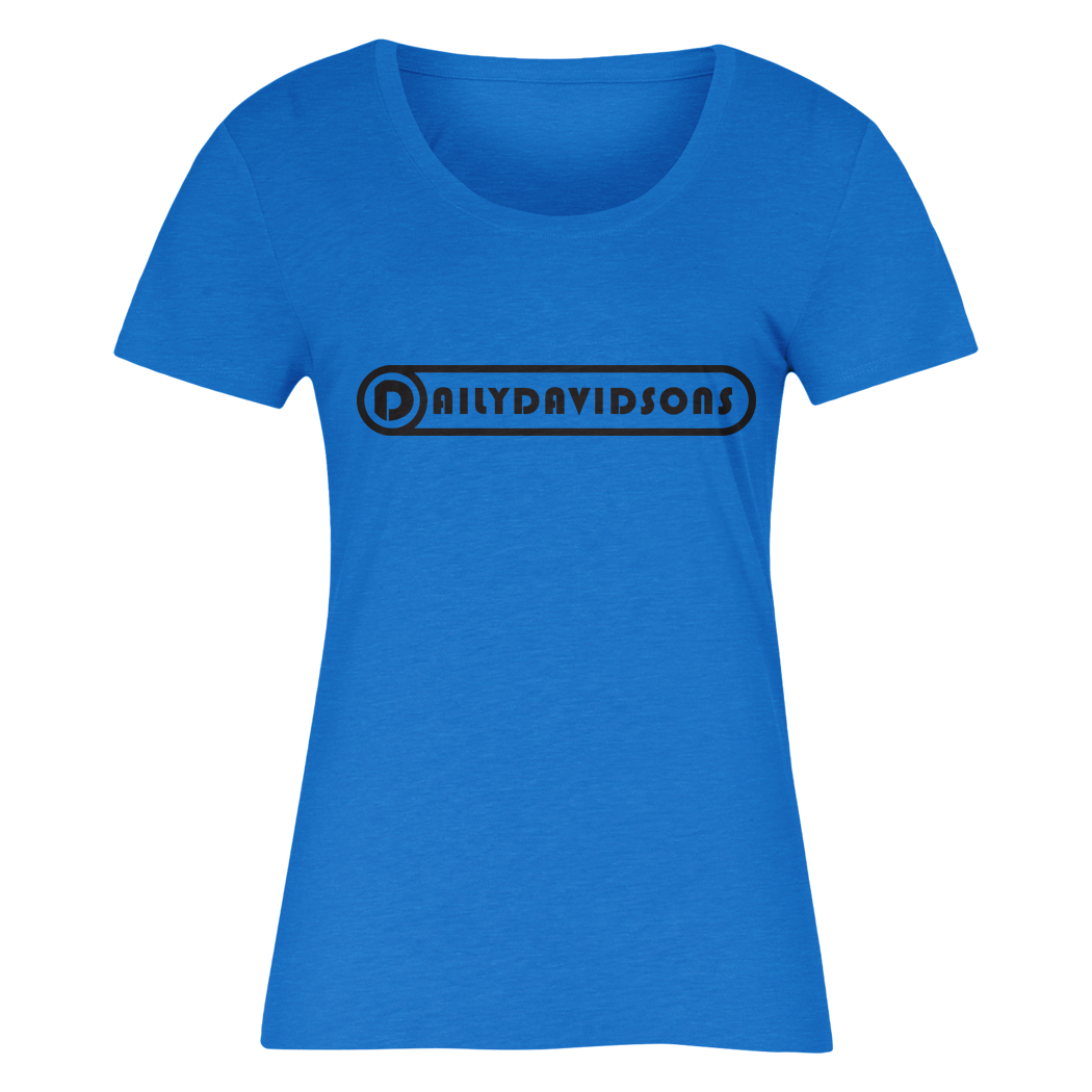 "Daily Davidsons ""New Era"" Women T-Shirts (Multiple Colors)"
