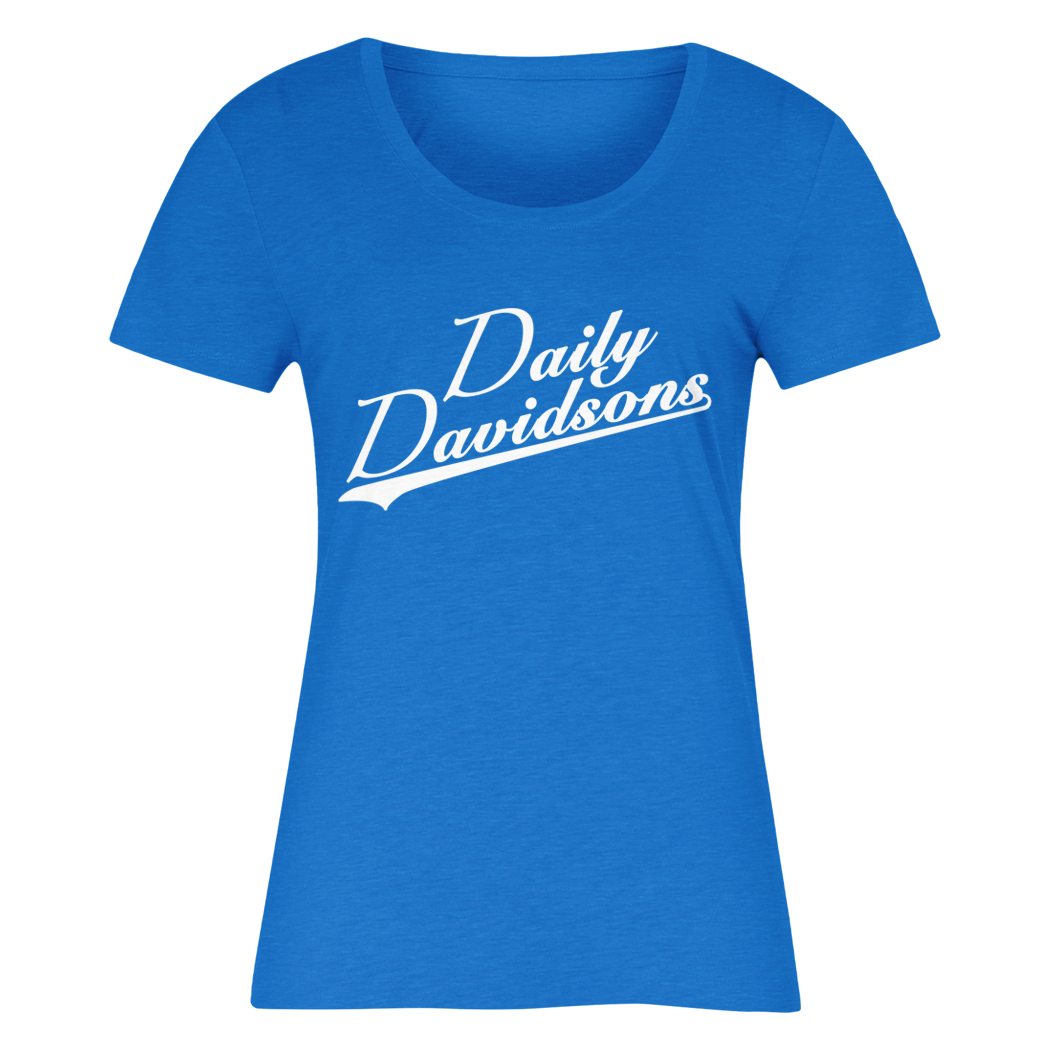 "Daily Davidsons ""Daily Davidsons"" Women T-Shirts (Multiple Colors)"