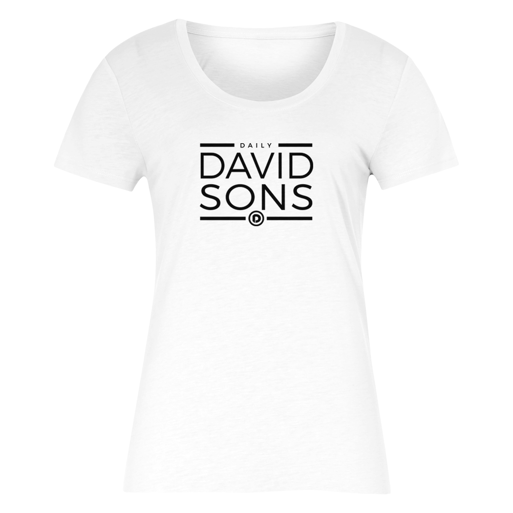 "Daily Davidsons ""Stamp"" Woman T-Shirts (Multiple Colors)"