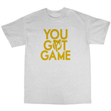 Heart Attack You Got Game T shirt ( Multiple Colors )