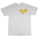 Ms Heart Attack Warfare T shirt ( White and Black )