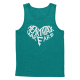 Heart Attack (Warfare) Tanks (Multiple Colors)