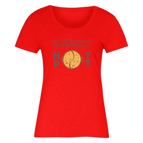 Mike Chen:  Bottom of a Hot Pot Women's T-Shirt