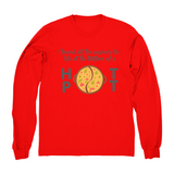 Mike Chen: Bottom of a Hot Pot Longsleeve T shirt