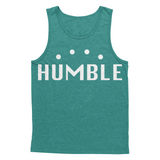 Mens Humble Tank Top 100% Cotton