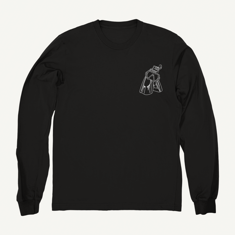 Dallmyd: Longsleeve Black