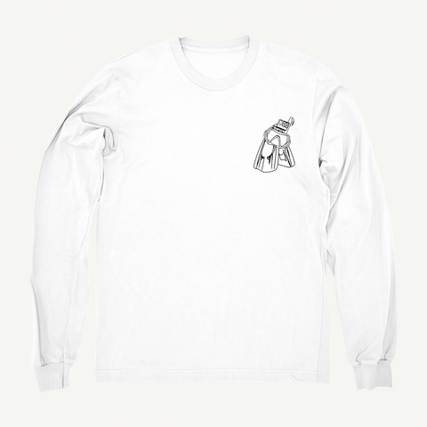 Dallmyd: Longsleeve White