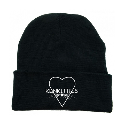 "Keenias Beauty ""Ken Kitties"" Beanie (Multiple Colors)"