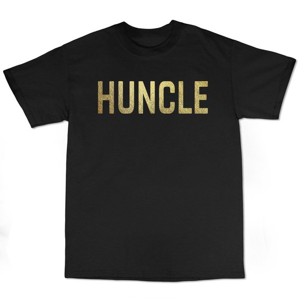 "Latoya Forever ""Huncle"" Foil Gold T-Shirt (Limited Edition)"