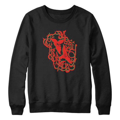 Ugly Xmas Sweat Shirt ( 2 colors to pick from )