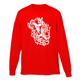 Ugly Xmas Longsleeve T shirt ( 2 colors to pick from )