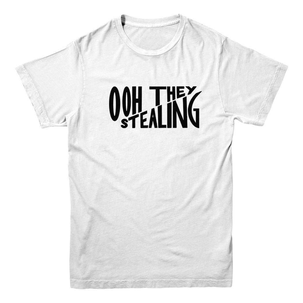 "Mighty Duck ""Ooh They Stealing"" T-Shirt (Multiple Colors)"