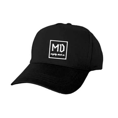 "Mighty Duck ""MD"" Baseball Cap (Multiple Colors)"