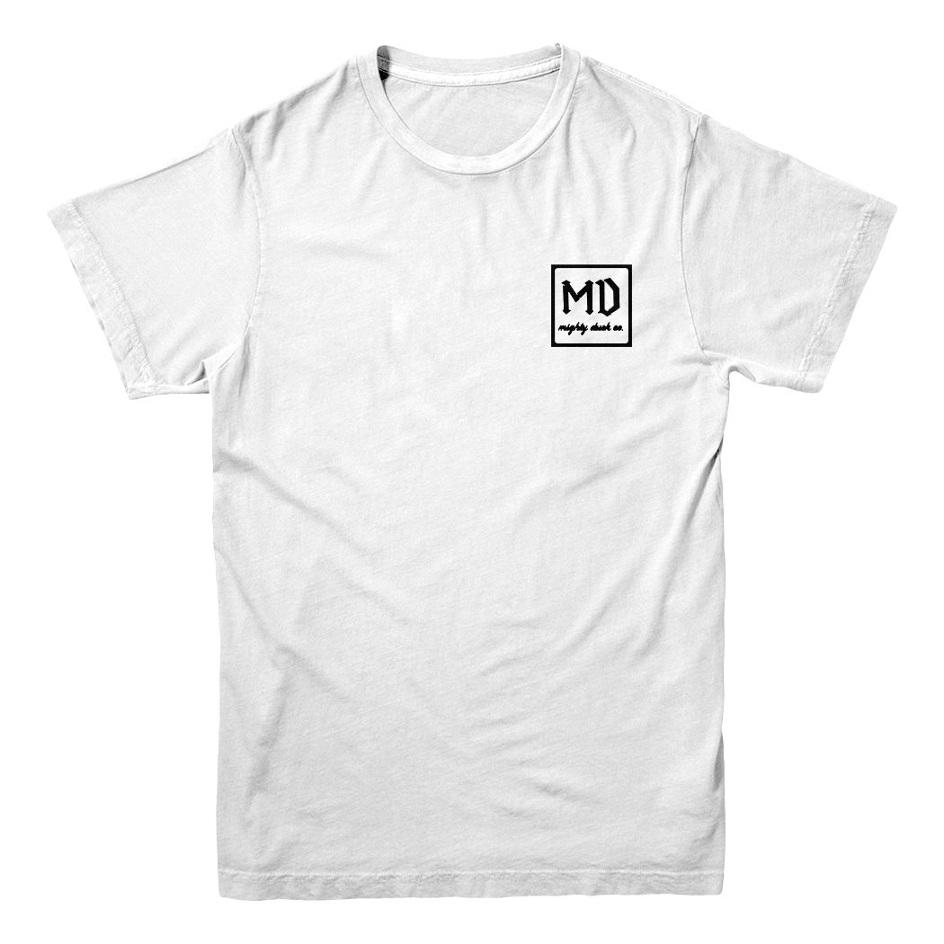 "Mighty Duck ""MD"" Pocket T-Shirt (Multiple Colors)"