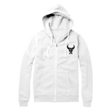 "NickTheBullsFan ""NTBF"" Zip-Up Hoodie (Multiple Colors)"