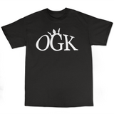 OGK:  OGK Logo T shirt ( Mulitple Color Choice )