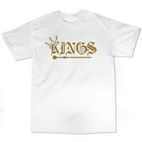 OGK: Kings T shirt  (Multiple Color Choices )