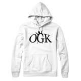 OGK:  OGK Logo Hoodie ( Multiple Color Choices )