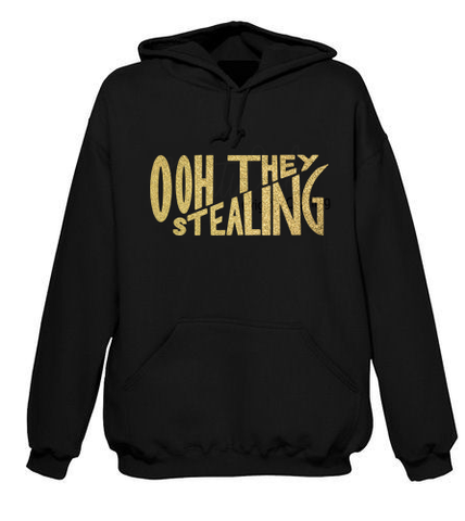 "Mighty Duck ""Ooh They Stealing"" Hoodie"