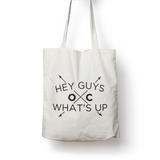"Olivia Cara ""Hey Guy's What's Up"" Bag (Multiple Colors)"