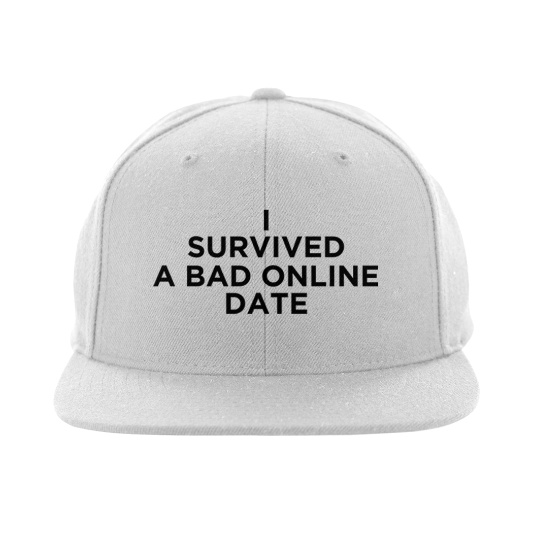 "Olivia Cara ""I Survived A Bad Online Date"" SnapBack (Multiple Colors)"
