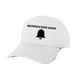 "Hey Paris ""Notification Gang"" Baseball Cap (Multiple Colors)"