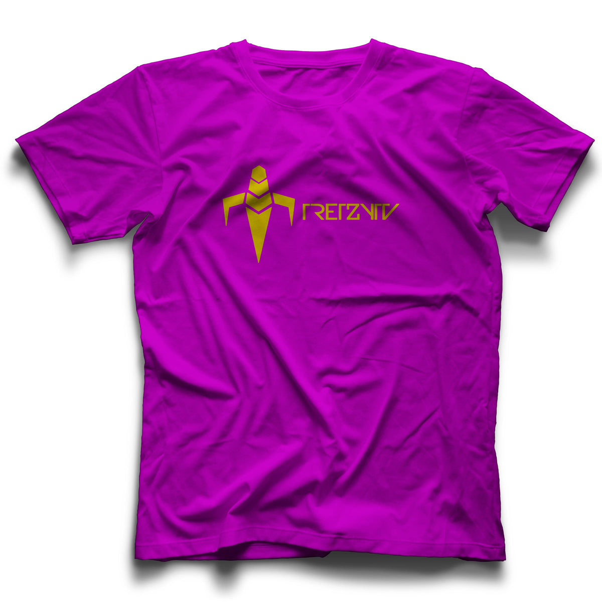 Simple Tretzy  T shirt:  Purple