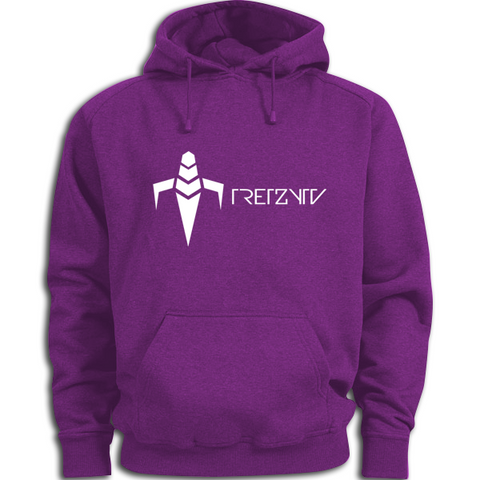 Simple Tretzy Hoodie Purple.