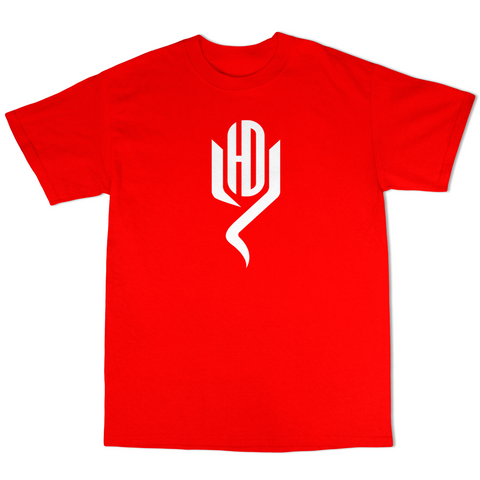 Youtubable | Logo Tee ( Red T shirt )