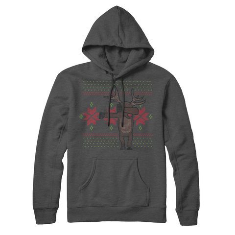 UGLY Dabbing Deer Sweater (Multiple Colors)
