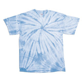 Spiral Style Tie dye T-Shirt (Multiple Colors)