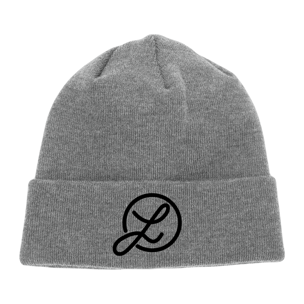 Life Style Badge Beanies (Multiple Colors)