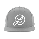 Life Style Badge Snapback (Side Print Added) (Multiple Colors)