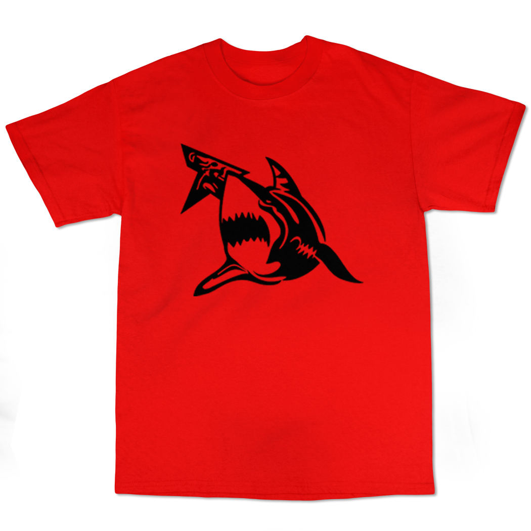 Tretzy Tv: Shark T-shirt (Multiple Colors)