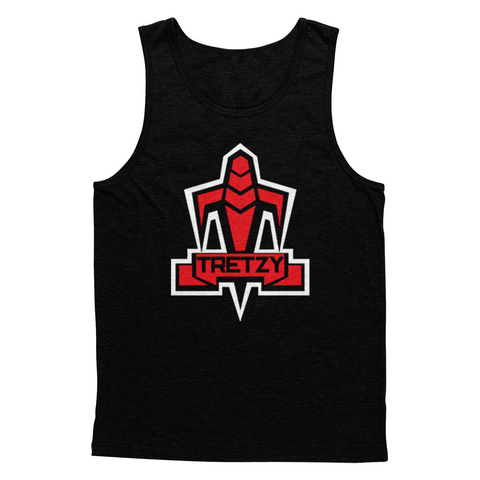 Tretzy Tv: Trooper Tank T-shirt
