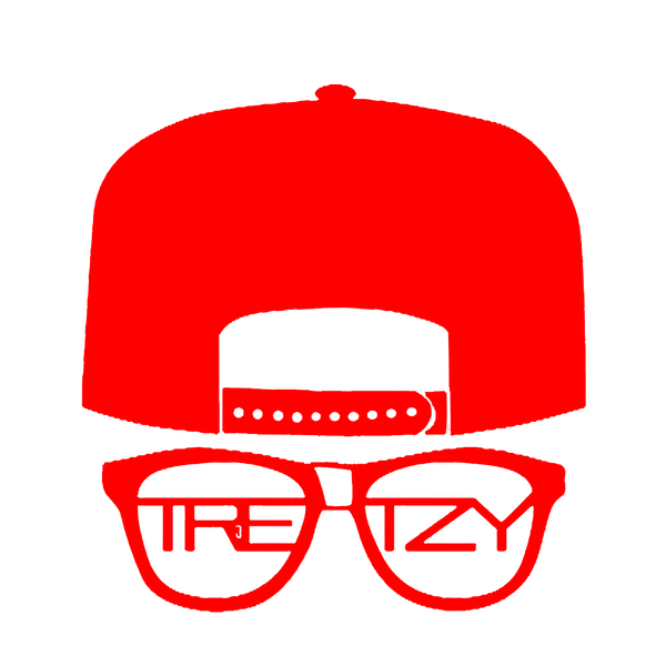 Tretzy Tv: Classic Stickers 4x4 (Multiple Colors)