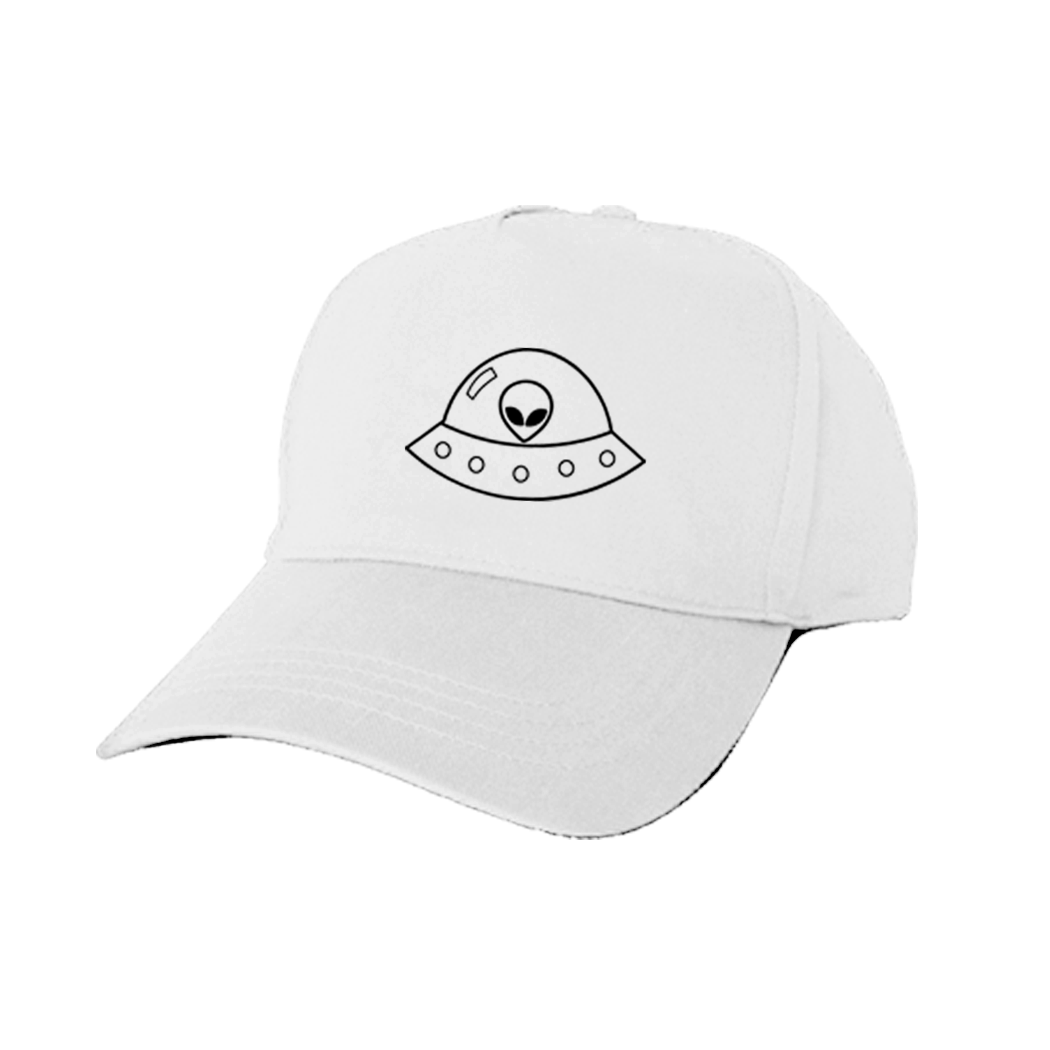"Visionary Wear ""UFO"" Baseball Cap (Multiple Colors)"