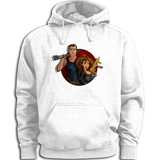 Heart Attack and Youtubeable Duo  Hoodie V2