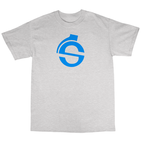 Swift Nade S Logo (Sports Gray T shirt Blue Logo)