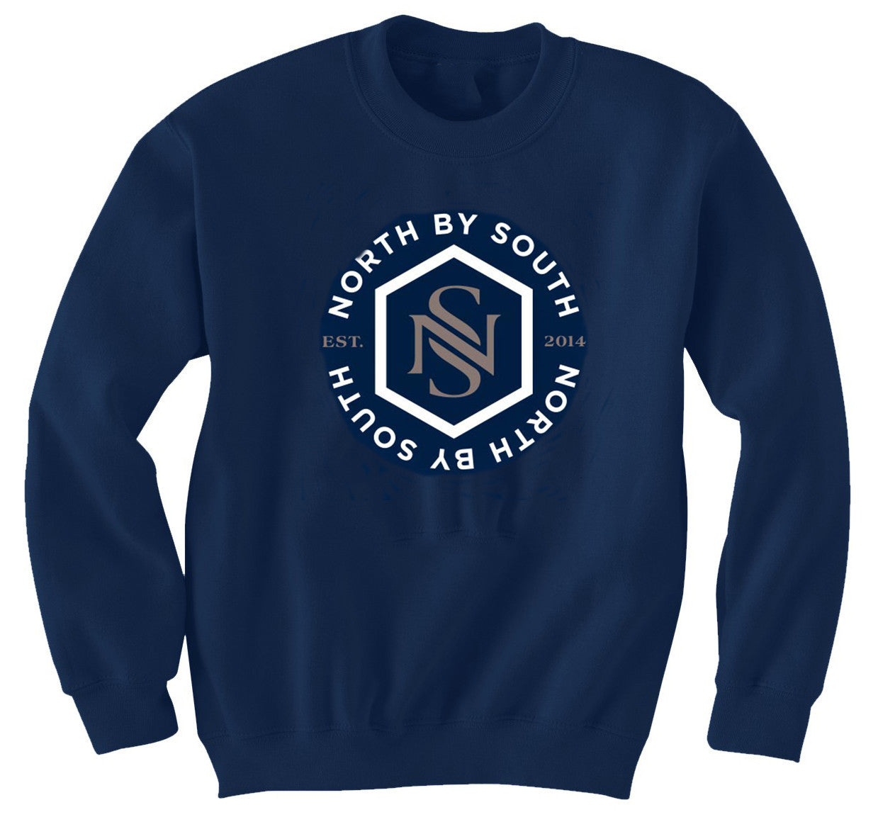North by South™ Logo Crewneck