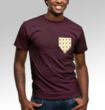 North By South Apparel - Creative Preppy T-shirt Pockets